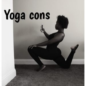 Yoga Cons